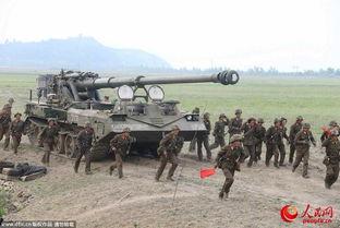 金正恩严厉指出火炮训练搞形式主义 批评部队政治工作