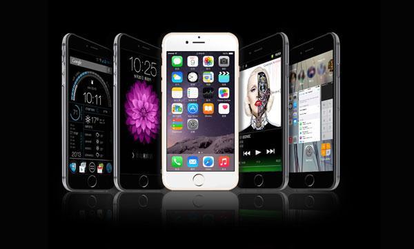 2007年苹果发布iphone