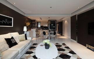 理想居家空间时尚新古典风二居室点爱装修资讯网