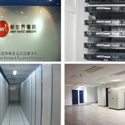 新世界机房1 4机柜8U 16个IP地址服务器托管详情供应商 香港新世界电讯数据中心