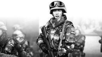 杜淳霸气军人形象获赞 弥补没当过兵的遗憾
