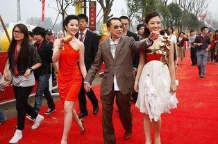 香港风流大亨之杨受成 与众女星亲密照
