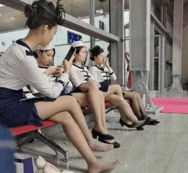 空姐常穿长丝袜工作鞋,是怎么防止脚臭的呢 网友 晾一下就行了