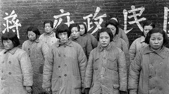 为攻南京城日军强令中国女战俘赤身引路,卑鄙无耻