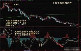 股票里,金叉和死叉是怎么回事?白线和黄线代表什么?