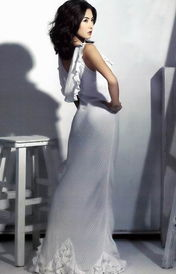 张柏芝最新性感写真 演绎 倾城 女人
