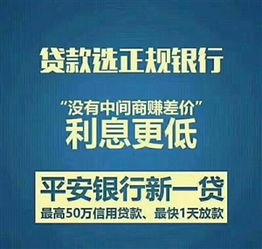 平安银行信用贷(你好,工资9000-)