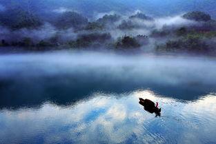 中国十大醉美湖泊
