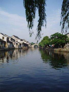 上海周边自由行攻略