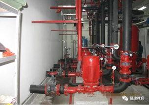 消防水泵房都有哪些设备