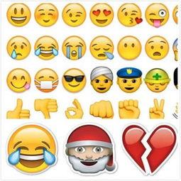 Emoji符号表达心声 各国人最偏爱什么表情