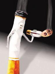 吸二手烟 可导致中风