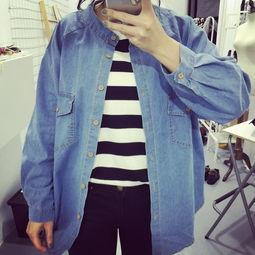 T恤女夏宽松大码显瘦条纹短袖上衣服韩国版潮学生半袖体恤闺蜜装