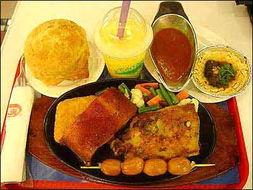 香港十大平民美食