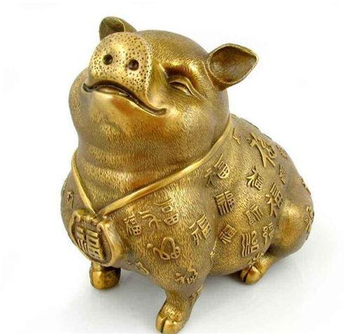 风水学对猪饰品的摆放有什么讲究(从风水学上讲买猪的工艺品要注意