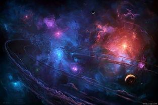 星辰-超高清星空