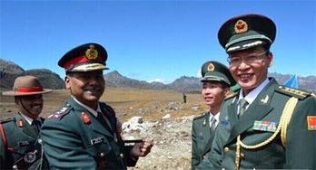 中印两军千人对峙暂告段落印叫嚣迟早进北京图