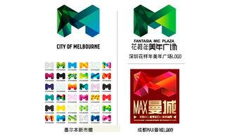 国外某运动品牌Logo VS 北京银行Logo-避免标志设计の交通事故