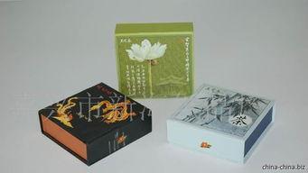 礼盒印刷都有哪些工艺