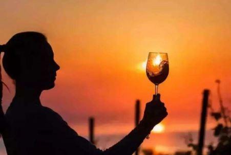 喝酒很开心的说说心情