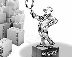 中国贸易保护主义最大受害者