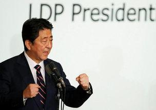 资料图:日本首相安倍晋三.
