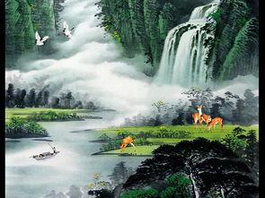 山水风景画的风水禁忌