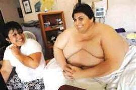 世界最胖男子减重200多公斤打算月内完婚