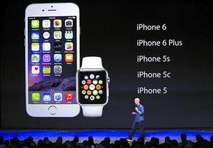 2014年9月10日苹果公司隆重举行iphone6系列产品发布会