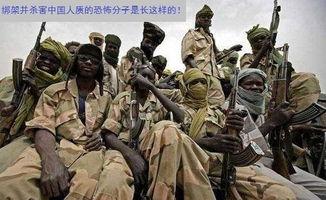 战狼2 中 非洲红巾军 不杀中国人,现实情况是否如此呢