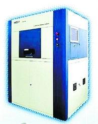 武汉发明立体打印机 输入三维数据能造出桌子