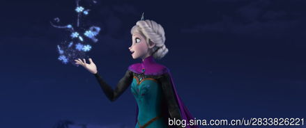 迪士尼电影 冰雪奇缘 内地中文版电影插曲 随它吧