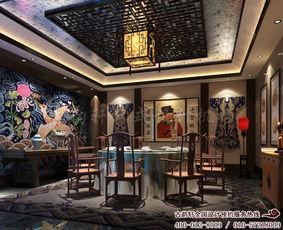 梦回北宋餐厅中式设计效果图,体验汴京皇城风土韵味