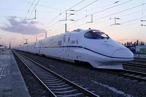 途径兰州西安郑州徐州乌鲁木齐到连云港高铁2020年将贯通