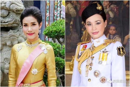 泰国王室诗妮娜贵妃强势归来泰王依然宠她,苏提达王后又有对手