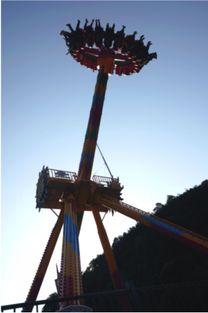 元旦重庆旅游经济热奥陶纪玩高空项目和滑雪等你