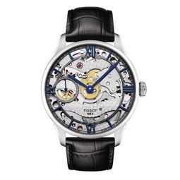 天梭手表新款,天梭2014年新款男表为腕间增添别样魅力