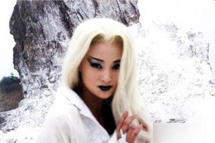 刘诗诗吴奇隆 细数影视剧中神级的白发美女帅哥