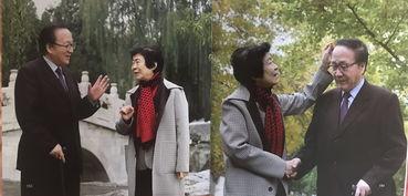 智库专家李威端午节拜访恩师刘吉和师母倪同云,祝贺二老金婚幸福健康快乐