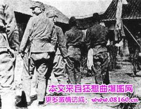 日军侵华摧残女性图,美国士兵拍下侵华日军恶行