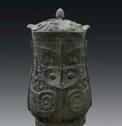 觚初现于二里岗文化,到西周中期已十分罕见.