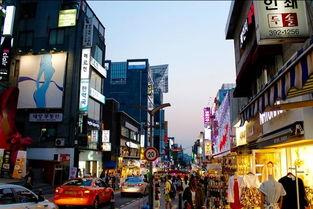 首尔自由行逛哪