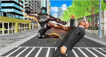 黑豹超级英雄城市复仇破解版下载 黑豹超级英雄城市复仇中文破解版下载 全查软件下载