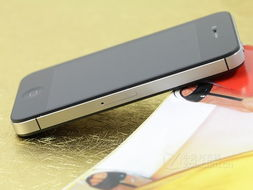 依旧经典 苹果4 8G在湖南特价平台仅2930