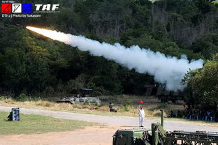 泰国陆军大演习怒射中国ws1火箭炮