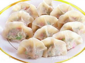 韭菜香菇鸡蛋饺子
