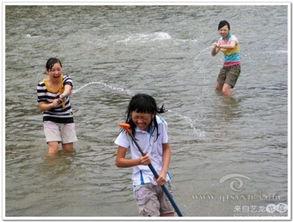 清凉夏日 玩水有新意