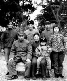 许世友10个子女今何在 小儿子曾任江苏省军区司令