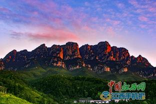 受台风 鲇鱼 天气影响 庐山五老峰景区暂时关闭