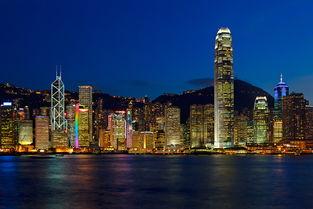 香港海洋公园景点